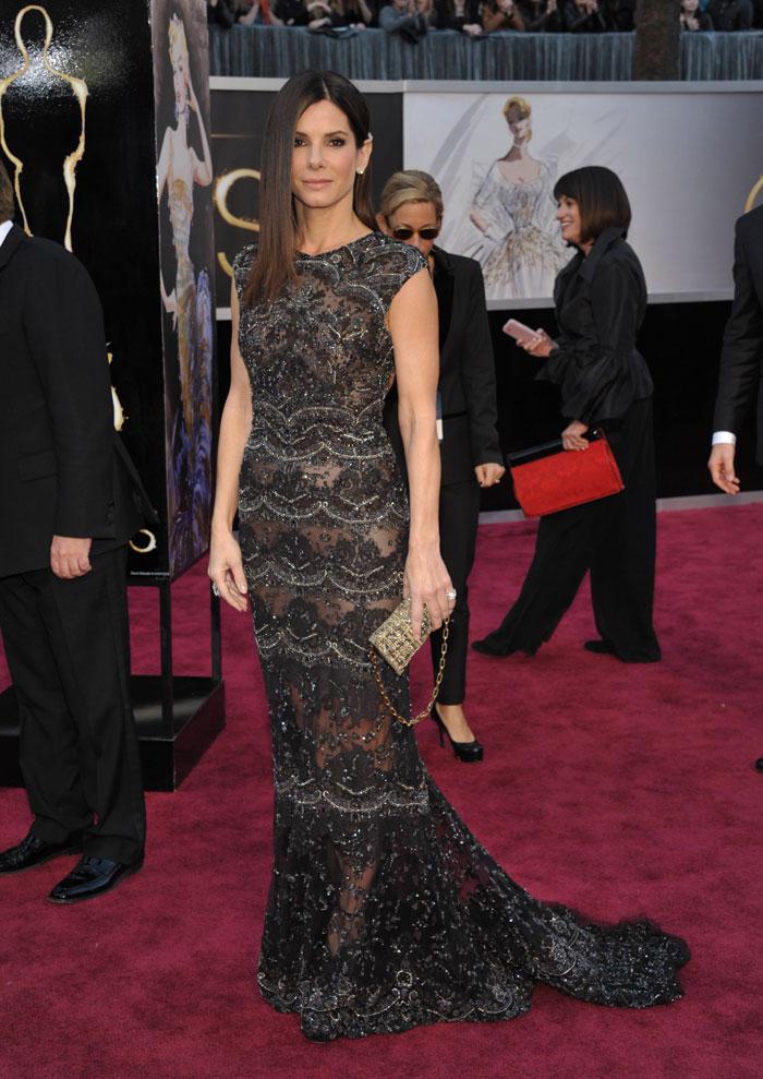 20Sandra Bullock Elie Saab gown