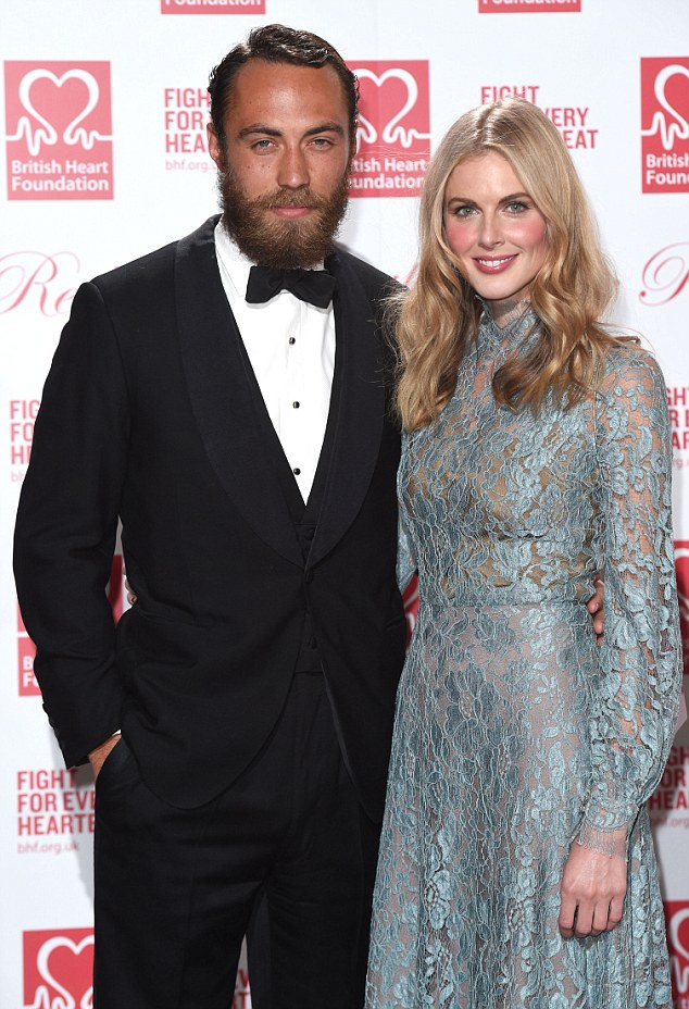 British Heart Foundation Roll Out The Red Ball, Park Lane Hotel, London, Britain - 10 Feb 2015