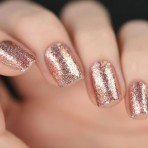 """Ideas para llevar el """"Gold Rose"""" en tus uñas este invierno"""
