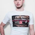 Moda y protesta: La nueva colección de poleras de Espínola
