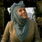 "El pasado glamoroso de Diana Rigg, Olenna Tyrell en ""Game of Thrones"""