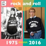 It's not the same but It's the same: Rock and roll