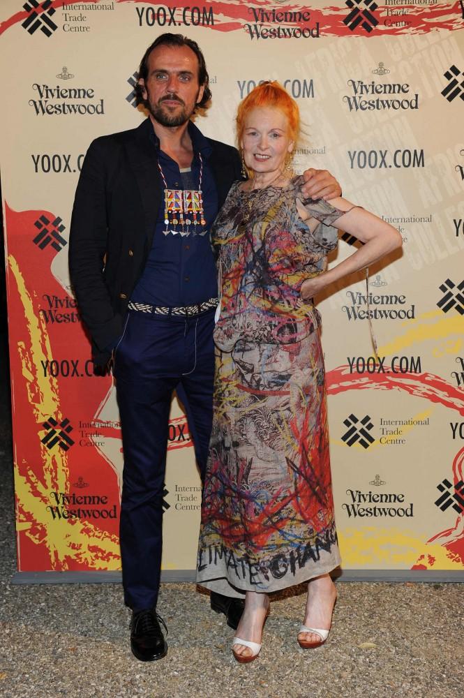 Andreas Kronthaler;Vivienne Westwood