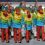 Los trajes más recordados de la ceremonia inaugural de los Juegos Olímpicos