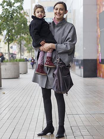 Antonia Daiber y Amalia Ferrer