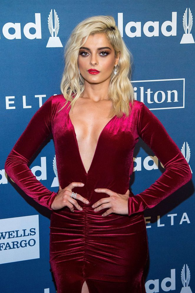 Bebe-Rexha_-2016-GLAAD-Media-Awards--05-662x993