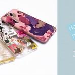 Hazlo Tú Mismo – Carcasas de celular: Stencil, Mármol y Collage