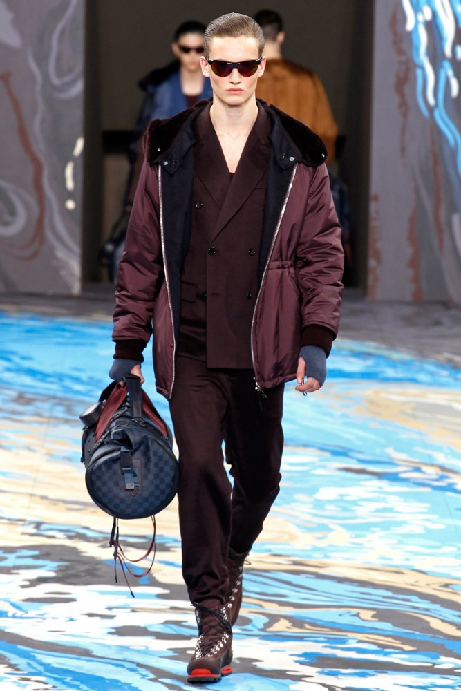 Louis Vuitton fw 2014 mens