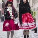 Marietta Campos y Beatriz Yevenes