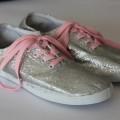 Zapatillas Metalizadas super duper21