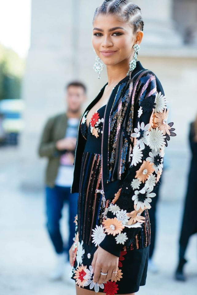 Zendaya-Street-Style-Statement-Jacket