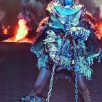 Rihanna, Terry Jones & Steven Klein para la edición de septiembre de W