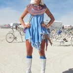 BurningMan Look