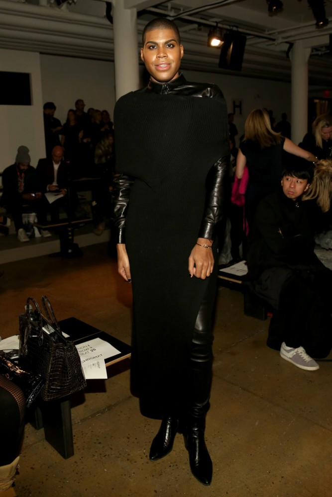 EJ-Johnson-Chromat-Front-Row-Fall-2016-MADE