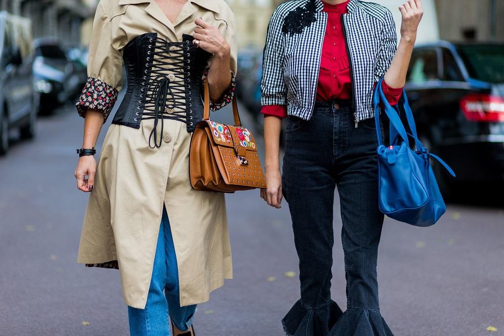 Rompiendo esquemas en el streetstyle de Milan Fashion Week