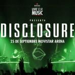 Concurso #HeinekenLife (Cerrado): Te llevamos al concierto de Disclosure #LiveyourMusic