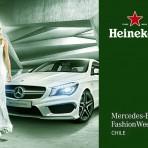 Concurso #HeinekenLife (Cerrado): Regalamos entradas para Mercedes Benz Fashion Week Santiago