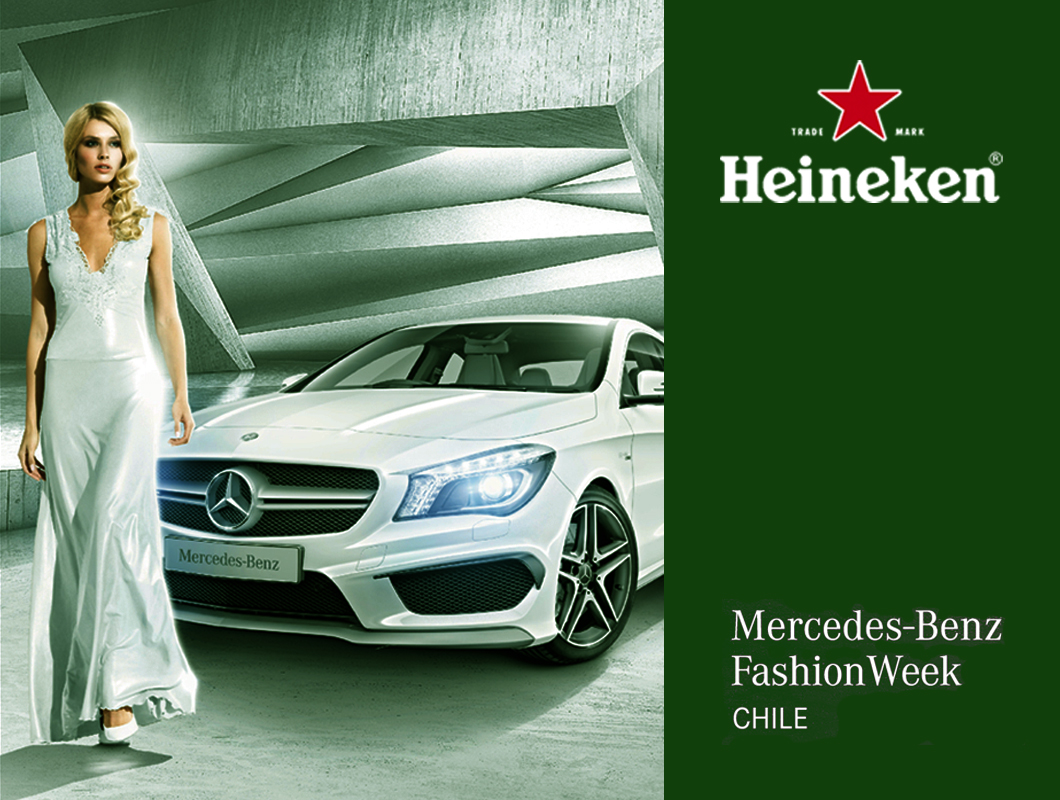 Concurso #HeinekenLife: Regalamos entradas para Mercedes Benz Fashion Week Santiago