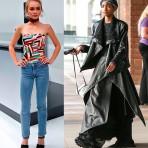 Versus de estilo: Willow Smith & Lily-Rose Depp