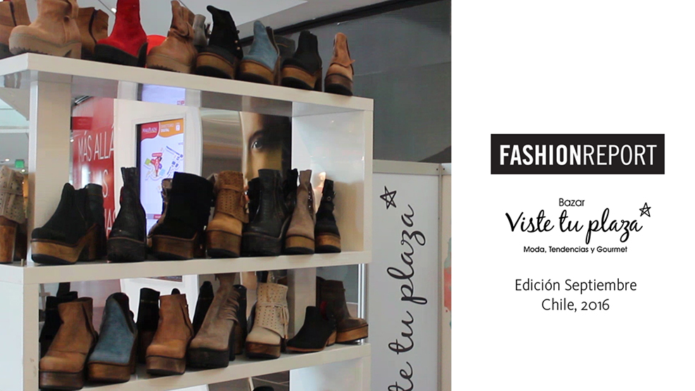 Fashion Report: VisteTuPlaza Oeste