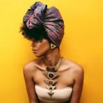 3 fáciles maneras de llevar un pañuelo en la cabeza