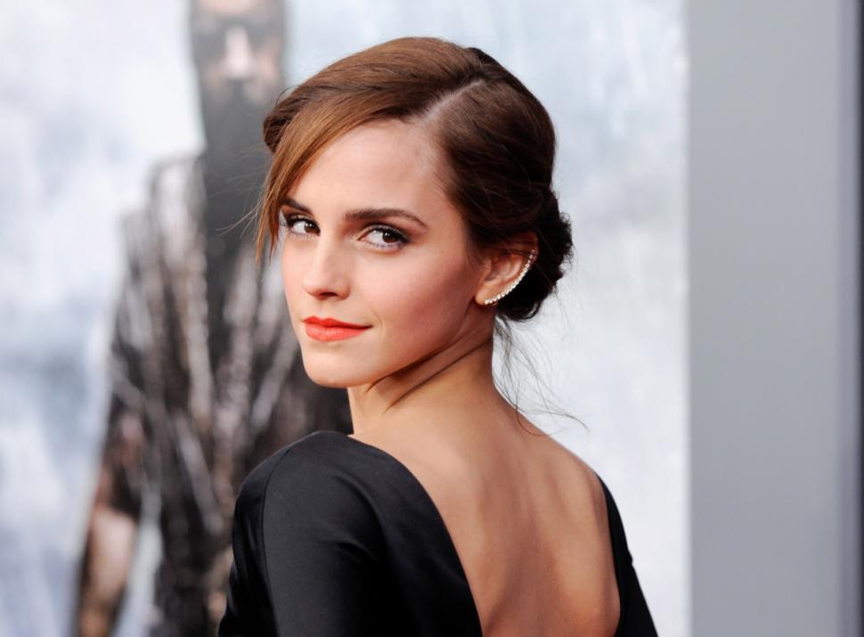 Emma Watson apuesta por la moda sostenible en su lucha por cambiar el mundo
