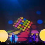 "#LiveYourMusic: Pet Shop Boys le regaló a Santiago un ""Super"" concierto"