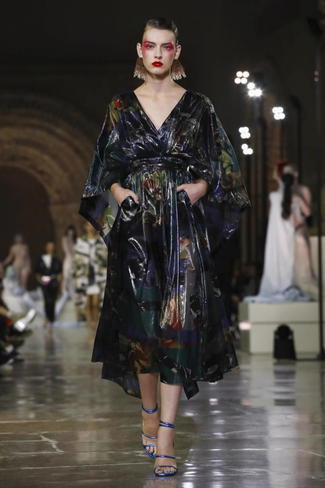 Kenzo Fashion Show, Ready to Wear Collection Spring Summer 2017 in Paris
