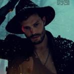 El regreso de Jamie Dornan en L'Uomo Vogue 2016
