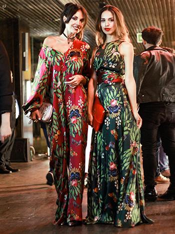 Stephanie Byrt y Melissa Byrt