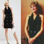 La colección de ropa inspirada en Lady Di