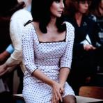 "Personaje favorito: Mrs. Flax, Cher en ""Mermaids"" (1990)"