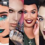 Estos son los 4 Youtubers hombres de maquillaje que debes seguir