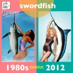 It's not the same but It's the same: Swordfish