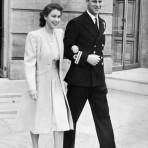 Los mejores looks de los 69 años de matrimonio entre la reina Isabel y el príncipe Felipe
