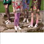 El revival de las leggings de encaje, ¿sí o no?