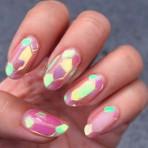Uñas de prisma, lo nuevo del Nail Art