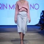 """Karin Montano y su colección """"Edificación"""" en VisteLaCalle Catwalk Primavera/Verano 2017"""