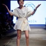 """Claudia Grandón y su colección """"Arenas Movedizas"""" en VisteLaCalle Catwalk S/S 2017"""