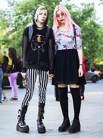 Deth y Nina