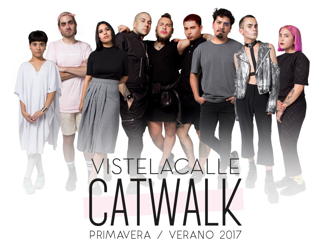 VisteLaCalle Catwalk: Las primeras imágenes de la serie documental que devela a jóvenes talentos del diseño chileno