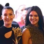 Bella Hadid y Kendall Jenner, modelos del año 2016