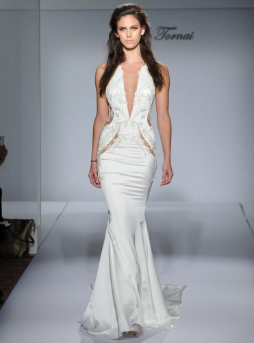 pnina tornai, la diseñadora de vestidos de novia que revoluciona
