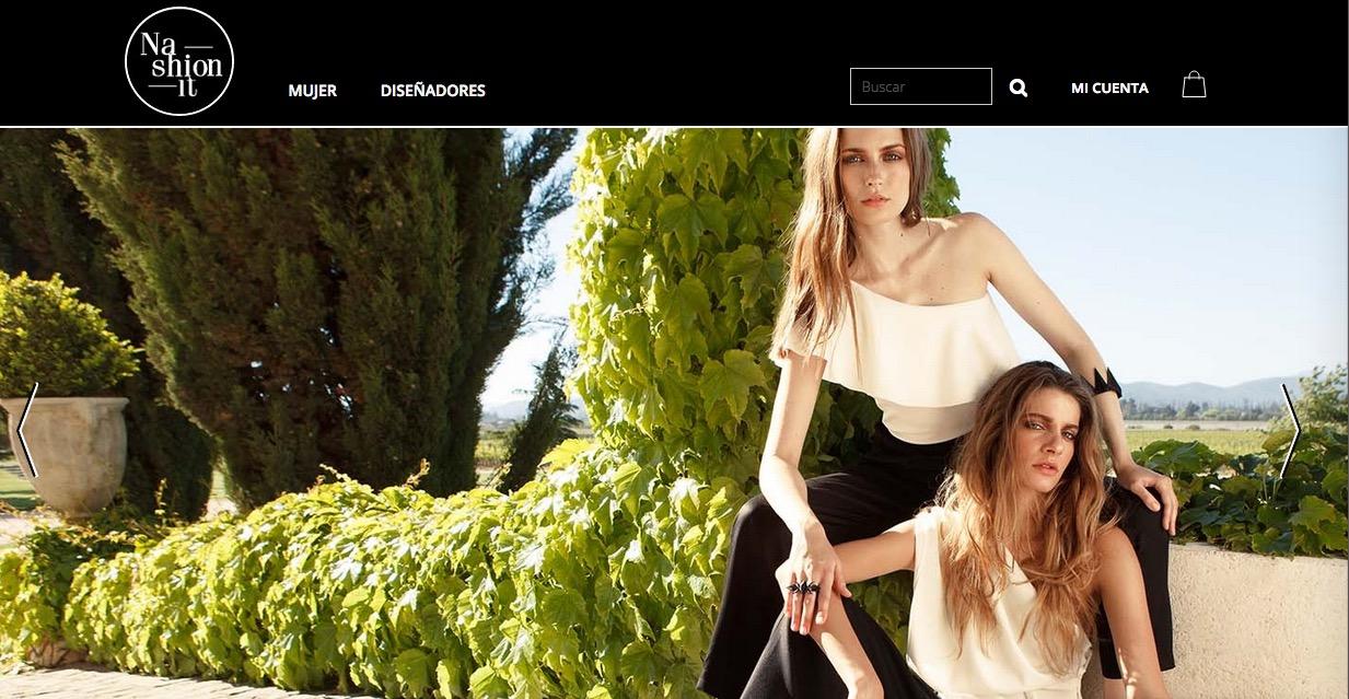 """Entrevista a Camila Fuentes, creadora de la tienda online chilena Nashion It: """"No somos una simple plataforma de comercialización de vestuario, sino que buscamos difundir el diseño"""""""