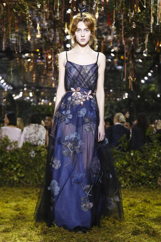Dior, Couture, Spring Summer 2017 Fashion Show in Paris