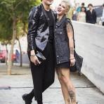 Elias Gutierrez y Josefina Merani