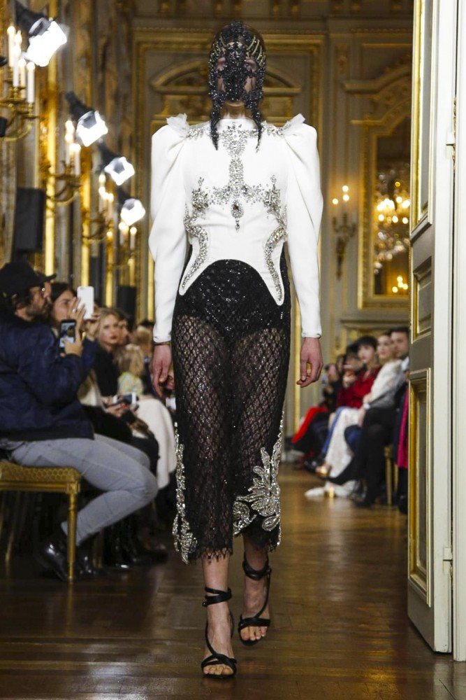 Francesco Scognamiglio, Couture, Spring Summer 2017 Fashion Show in Paris