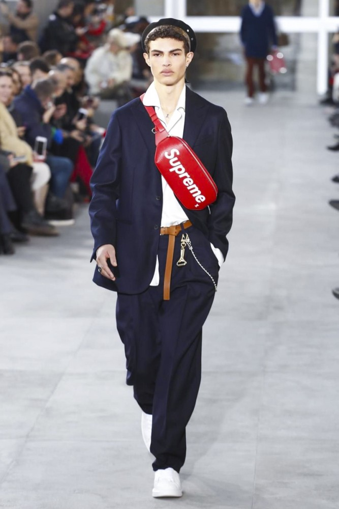 Louis Vuitton, Fashion Show, Menswear Collection Fall Winter 2017 in Paris