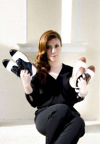 cony y zapatos