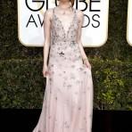 Los trajes de los Golden Globes 2017